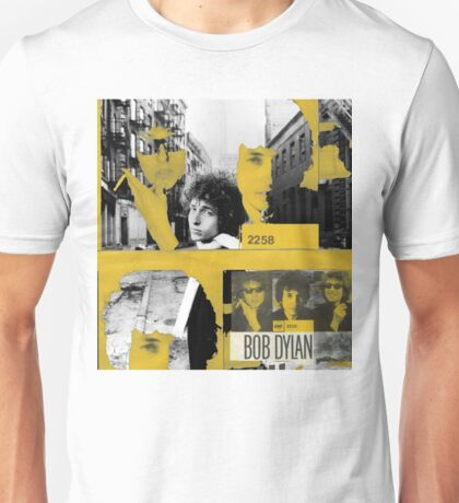 Bob Dylan collected works Unisex T-Shirt