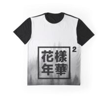 Bangtan BTS - The most beautiful moment in life  Graphic T-Shirt