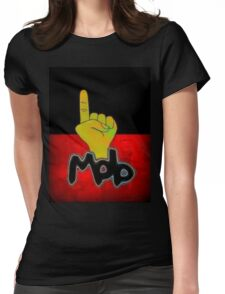 Aboriginal Womens Fitted T-Shirt