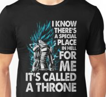 Vegeta Blue - Dragonball Unisex T-Shirt
