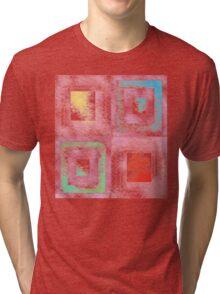 Rainbow Windows Tri-blend T-Shirt
