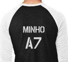 Minho - A7 Men's Baseball ¾ T-Shirt