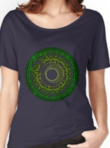 Yukito Tsukishiro Magic Circle Women's Relaxed Fit T-Shirt