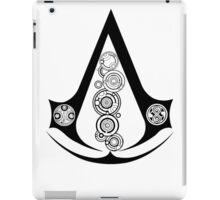Assasins guild gallifrey (large) iPad Case/Skin