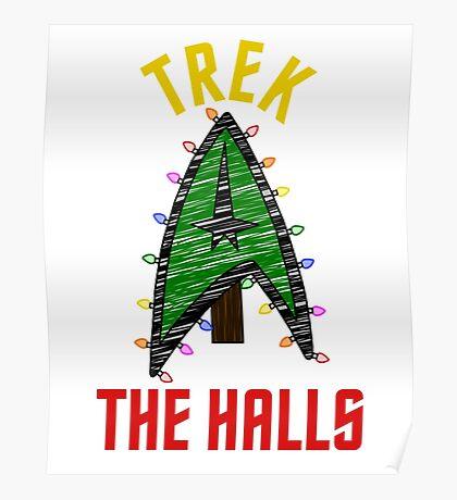 Trek the Halls  Poster