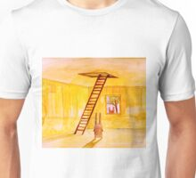 Magic Stair (illustration from the book) Unisex T-Shirt