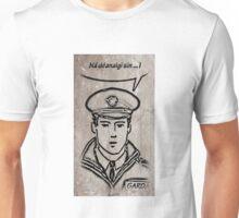 Sraith Pic Garda: Graffiti Unisex T-Shirt