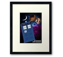 Eleven & Companion Framed Print