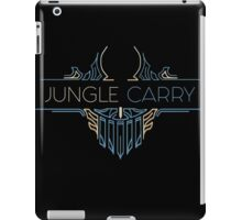 Jungle Carry - League of Legends LOL iPad Case/Skin