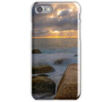 Sunrise, Cosy Corner South, Bay of Fires iPhone Case/Skin