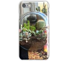 Circle of Succulents iPhone Case/Skin