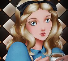 Alice in Wonderland by DHackWings