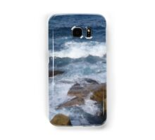 Coogee Beach Australia Polygon Samsung Galaxy Case/Skin