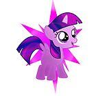 Special Destiny - Twilight Sparkle Alicorn Filly by Sorage55