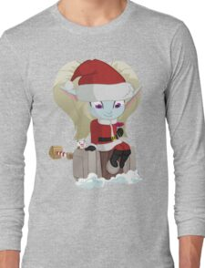 Poppy Keeper of the Hammer X-mas Long Sleeve T-Shirt