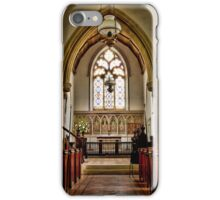 St Mary The Virgin Stowting iPhone Case/Skin