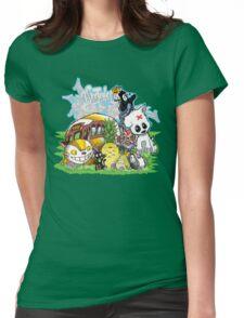 Miyacrew Womens Fitted T-Shirt