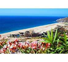 Cabo San Lucas Pueblo Bonito Sunset Beach Photographic Print