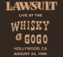 LIVE AT THE WHISKY EVENT T T-Shirt