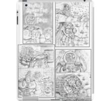 Pencil version, Whole Chapter 2 iPad Case/Skin