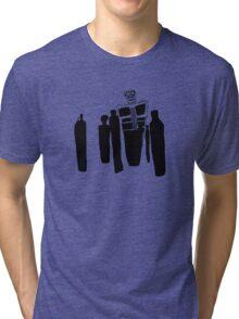 "Utah ""Tardis"" Cave Painting Tri-blend T-Shirt"