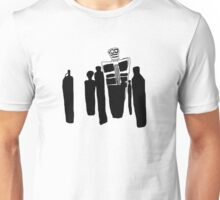 "Utah ""Tardis"" Cave Painting Unisex T-Shirt"