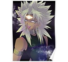 Yami Marik  - Come and dare Poster