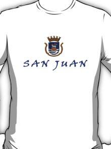 San Juan Shield T-Shirt
