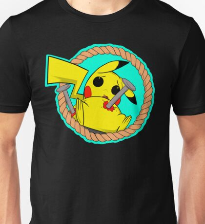 Nailed Him Unisex T-Shirt