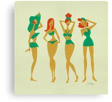 Ginger Babes Canvas Print