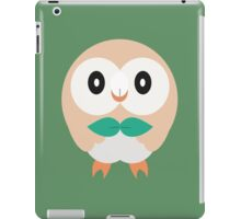 Starter Pokemon Rowlet iPad Case/Skin