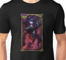 Noxus Poppy (With Challenger border + Mastery 6 ) Unisex T-Shirt