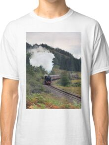 The Jacobite Steam Train Classic T-Shirt