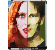 Lil' Red Hood & Her Old Man iPad Case/Skin