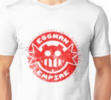 Eggman Empire Red Unisex T-Shirt