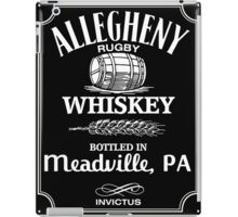 Whiskey Logo iPad Case/Skin