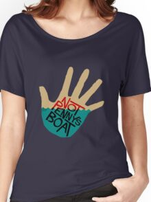 Not Pennys Boat Women's Relaxed Fit T-Shirt
