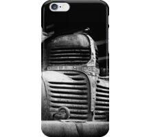 Old Dodge truck iPhone Case/Skin