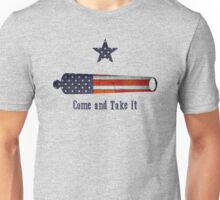 Come and Take - American Flag Unisex T-Shirt