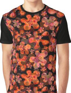 Night blossoms Graphic T-Shirt
