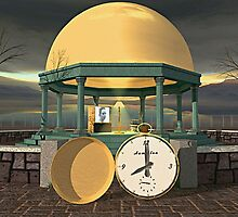 Prime Time Shrine by Peter Sucy