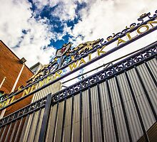 Shankly Gates - Liverpool by Paul Madden