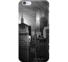 Financial District View, San Francisco iPhone Case/Skin