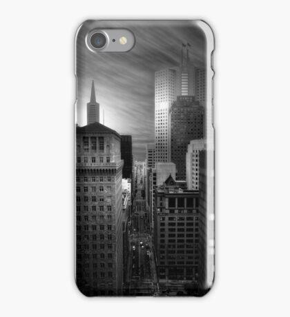 Financial District View, San Francisco iPhone Case/Skin