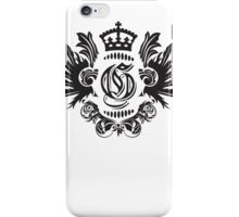 G Wings iPhone Case/Skin