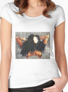 Naturally XV Women's Fitted Scoop T-Shirt