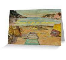 Moonrise Kingdom Greeting Card