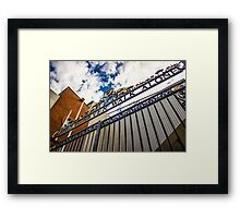 Liverpool FC - Shankly Gates Framed Print