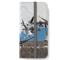 Liftoff iPhone Wallet/Case/Skin