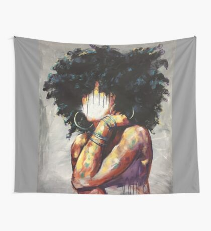 Naturally II Wall Tapestry